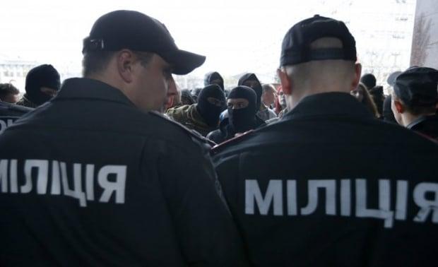 милиция мвс ппс правоохранители
