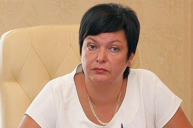 Міністр освіти Республіки Крим - Наталія Гончарова / http://crimealive.ru/
