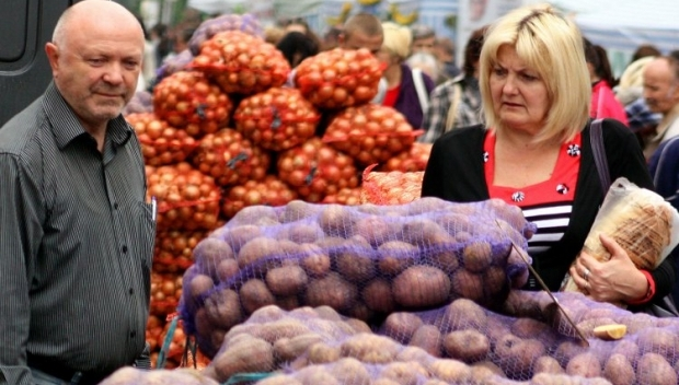 Минагропрод: урожай картофеля будет на 10% меньше прошлогоднего