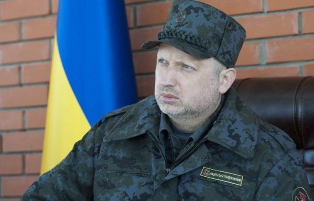 Турчинов отправился в зону АТО / УНИАН