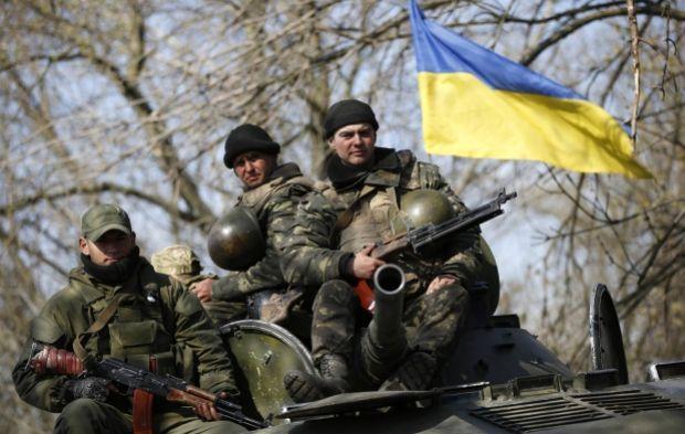 Минобороны заверяет, что важные объекты в Краматорске находятся под контролем военных / REUTERS