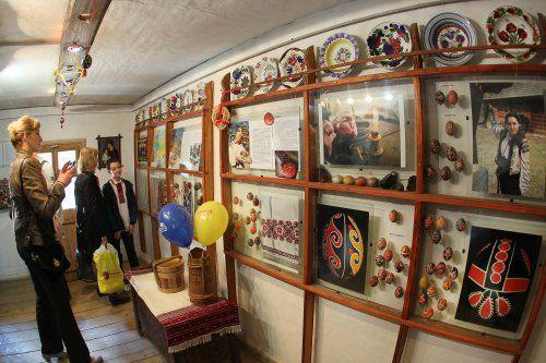 в Музеї народної архітектури та побуту «Шевченківський гай», у Львові,