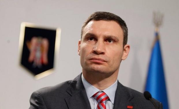 Кличко хочет сделать Киев удобным для всех жителей столицы