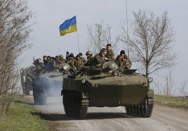 ATO continues: soldiers annihilate 20 fighters for twenty-four hours, army loses 2 soldiers/REUTERS