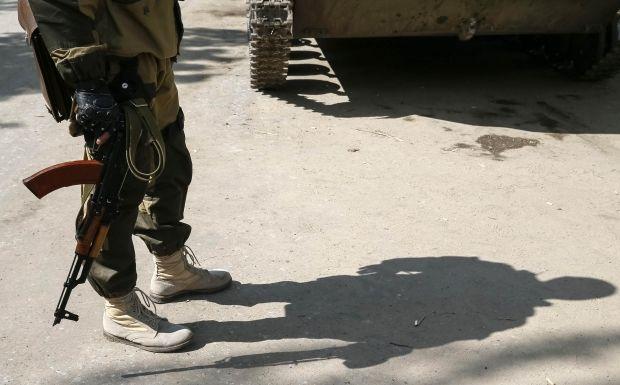 Экстремисты захватили горсовет и милицию / REUTERS