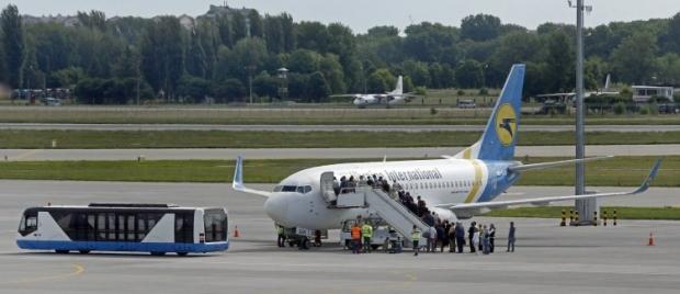 Самолеты МАУ будут летать в Нью-Йорк
