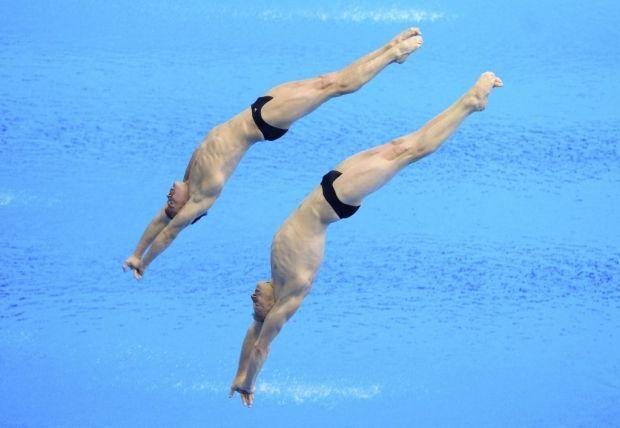 Українська збірна зі стрибків у воду візьме участь в Кубку світу / fina.org