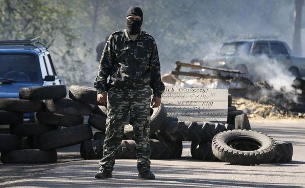 Славянск / REUTERS