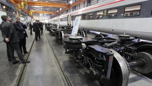 В Украине запустят скоростные поезда отечественного производителя / Фото УНИАН