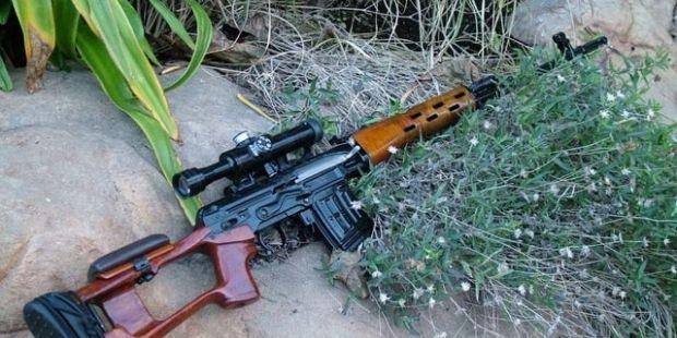 Стреляли с винтовки Драгунова, сообщил источник / 1tvnet.ru