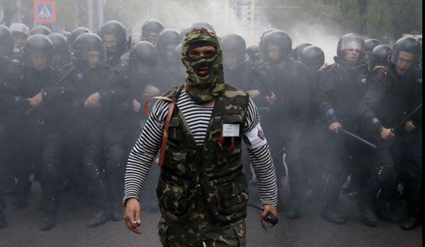 Донецк, митинг, сепаратисты / novosti.dn.ua