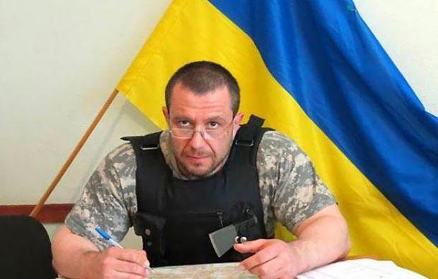 На Савур-Могиле убит Темур Юлдашев  / фото obzor.lg.ua