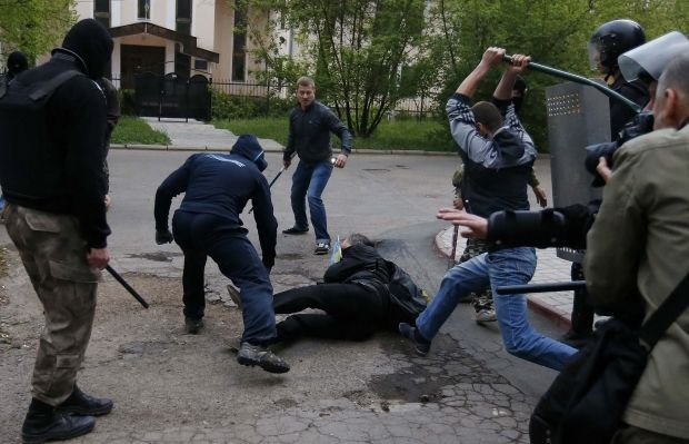 Последователи Донецкой народной республики готовятся к плебисциту 11 мая
