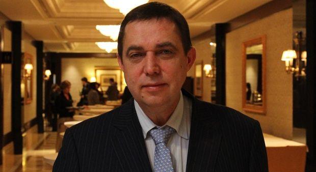 Голова Ради Асоціації «Українські фондові торгівці» Сергій Антонов