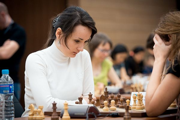 Шахматная Олимпиада. Украина уже отобрала очки у Лагно