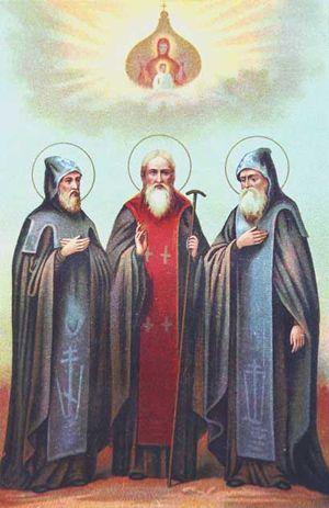 30 апреля день памяти преподобного Зосимы Соловецкого (ХV век)