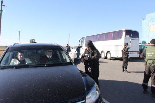 Украинские пограничники работают оперативно