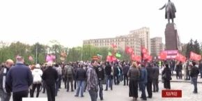Харків до сепаратизму підбурюють люди Януковича, Медведчука і Царьова - ЗМІ