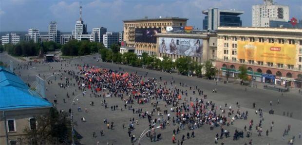 Координаторы сепаратистов заявляют, что  не планировали пикетировать здание облгосадминистрации