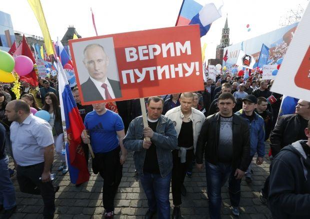 Кремль распорядился провести в русских городах митинги против терроризма