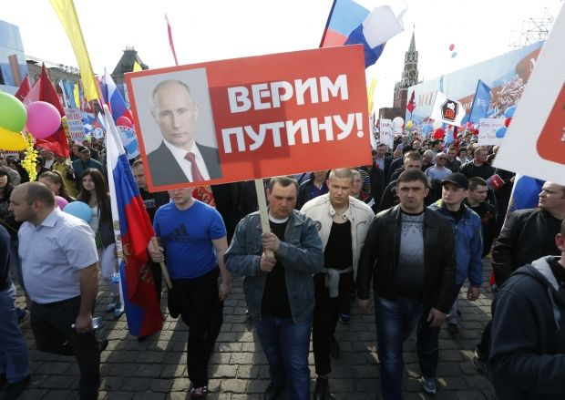 Власти готовят повсей стране митинги против терроризма