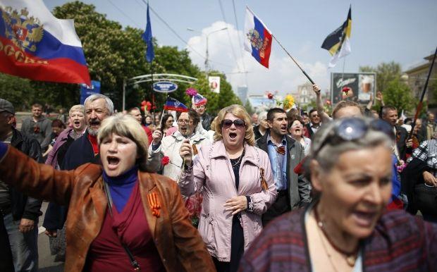 Турчинов визнає, що частина людей в Донецькій області підтримує терористів REUTERS