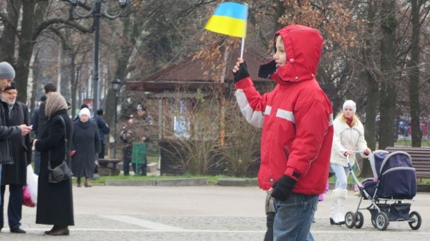 майдан харьков украина флаг / maidanua.org