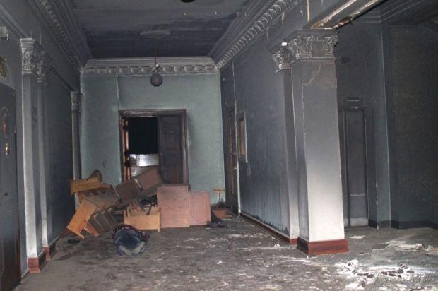 В Доме профсоюзов нашли 36 тел - dumskaya.net