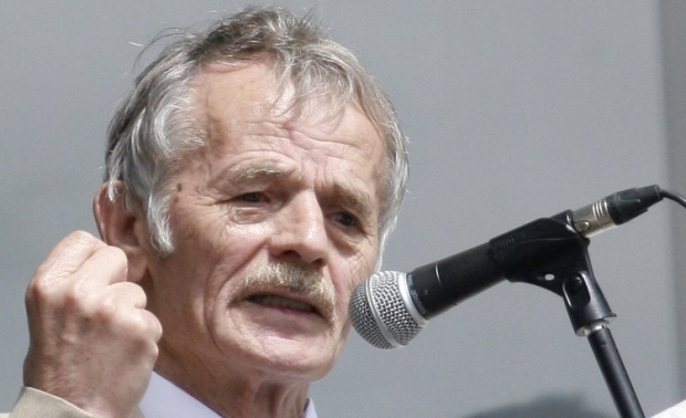 Dzhemilev put forward demands regarding the Russian-occupied Crimea / Photo from UNIAN