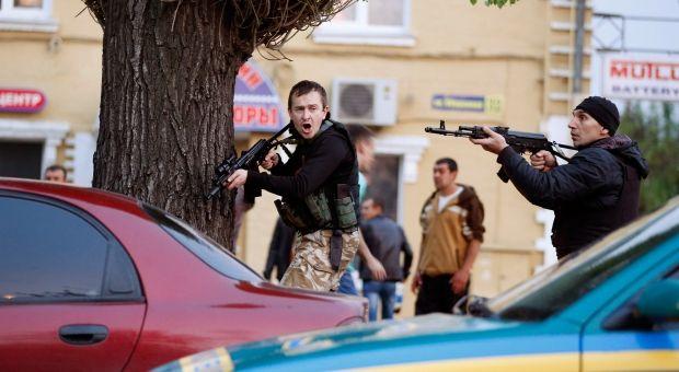 Штурм террористов удалось отбить / REUTERS