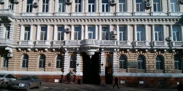 Здание МВД в Одессе / dumskaya.net