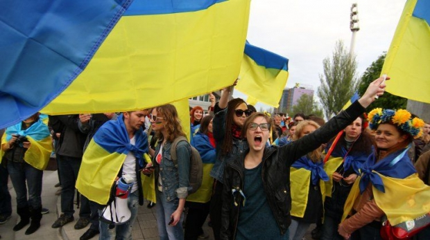 "More than 70% of residents of Donbass support territorial integrity of Ukraine – ""National referendum"""