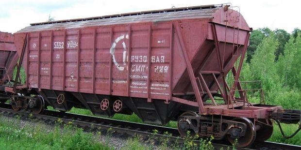 В зоне АТО практически полностью остановлено движение грузовых поездов