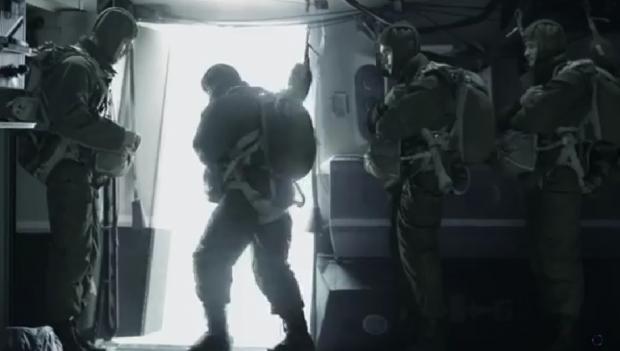 В России сняли агрессивный милитаристский ролик