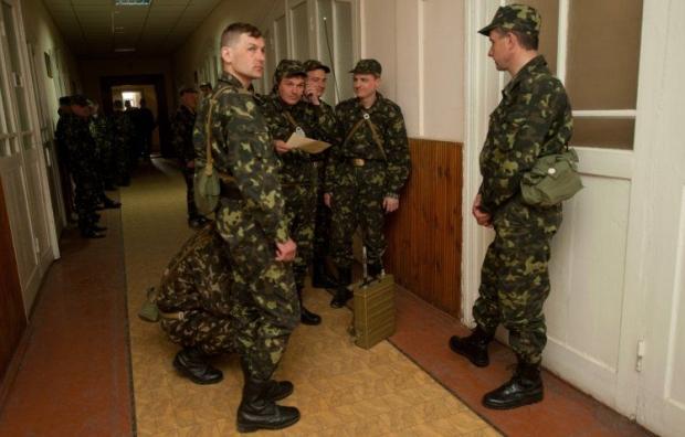 Пока военнообязанные должны информировать военкомат о смене места жительства / Фото УНИАН