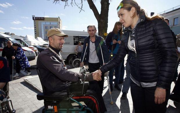 Людям с ограниченными возможностями была оказана помощь