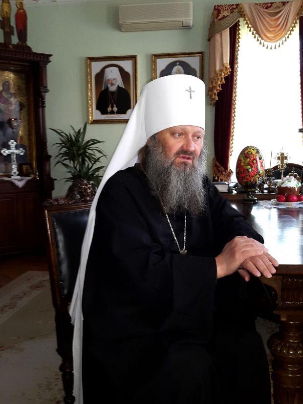 митрополит Вишгородський і Чорнобильський Павел. Фото
