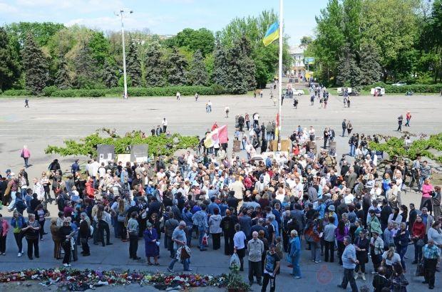 В Одессе призывают сорвать выборы
