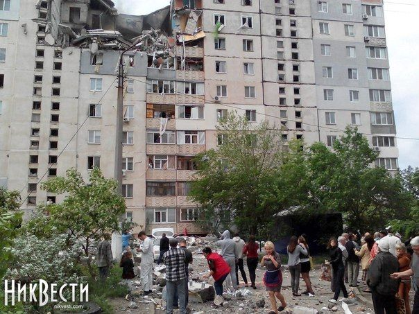 Blast in dwelling house in Mykolaiv: 3 people died, 5 people hospitalized – IM