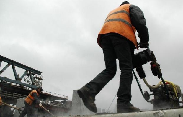 Власть обещает продолжить строительство мостового перехода / Фото УНИАН
