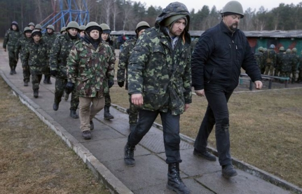3rd battalion of National Guard to arrive in ATO zone soon/Photo UNIAN