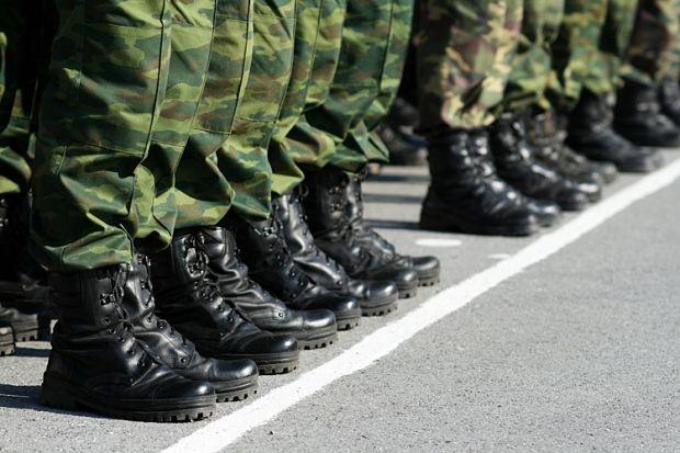 У Житомирській області сформували 10-й батальйон територіальної оборони / www.vsluh.ru