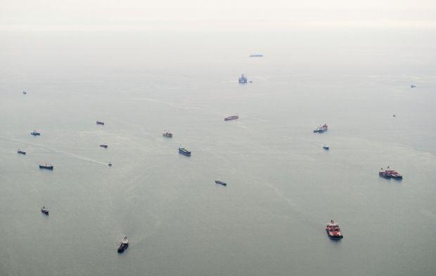 Кораблі море / REUTERS