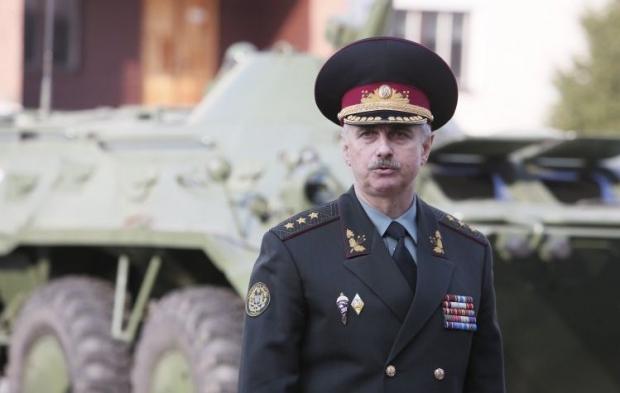 Коваль говорит, что украинские военные дадут отпор террористам / Фото УНИАН