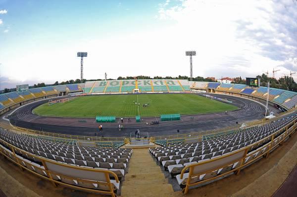 Стадион в Полтаве готовится принять финал Кубка Украины / poltava-photo.com