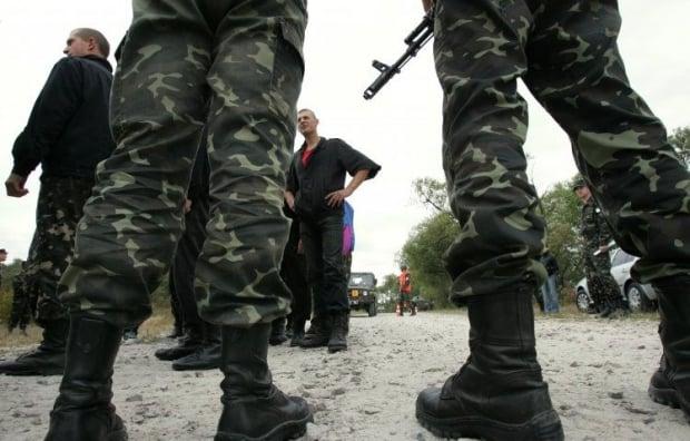 Украинские военные делают все для того, чтобы не пострадало мирное население / Фото УНИАН