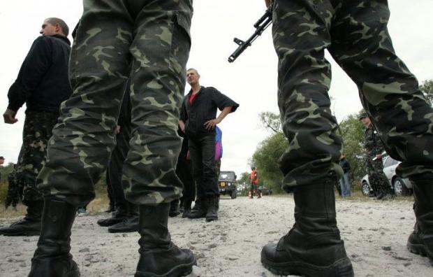 В бою под Краматорском погибли 7 десантников / Фото УНИАН