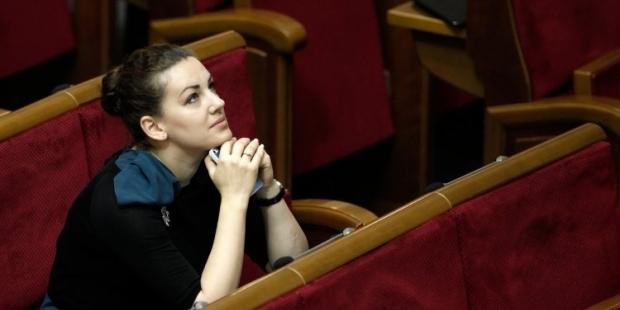 Оробец отказалась от мандата депутата в Киевсовете