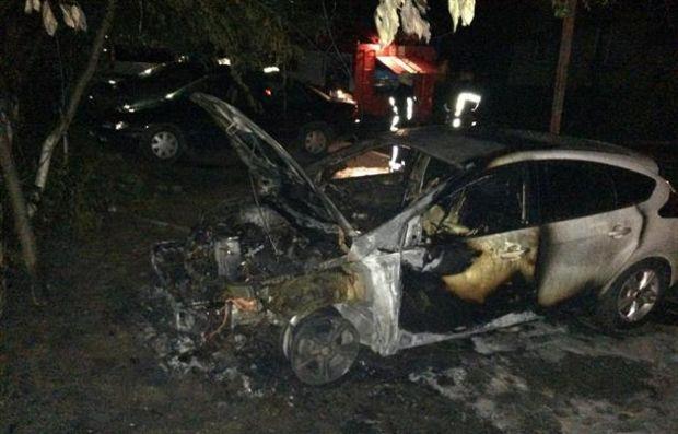 Мэр считает инцидент поджогом