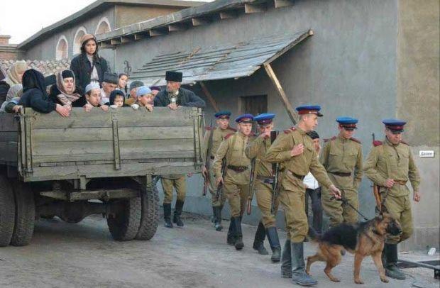 70 лет назад татар депортировали из Крыма / Кадр из фильма
